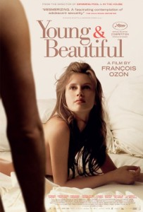 young and beautiful poster