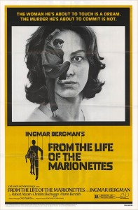 from the life of marionettes